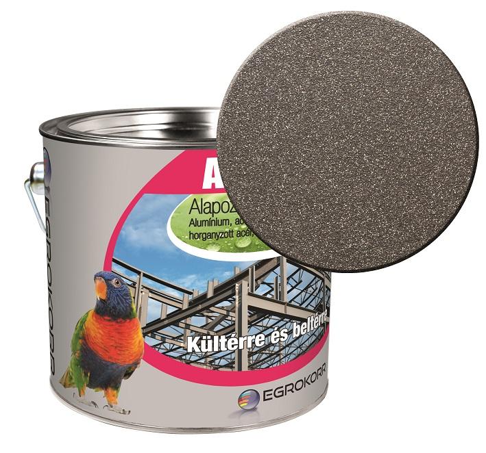 Vopsea grafitata, Alvikorr® grafit negru electrostatic, 36522