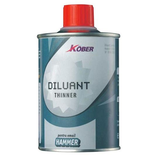 Diluant pentru vopsea Hammer 0.25 l Kober D810-F0.250L