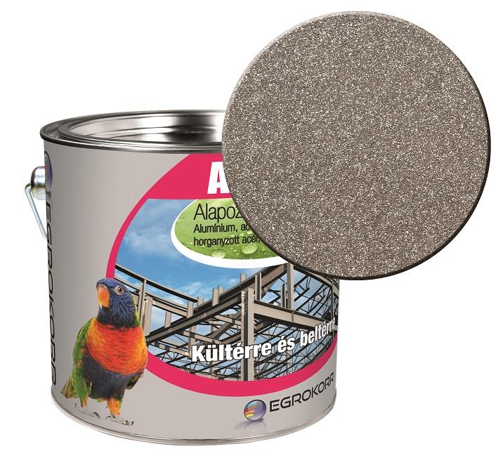 Vopsea grafitata, Alvikorr® grafit argintiu electrostatic, 36533