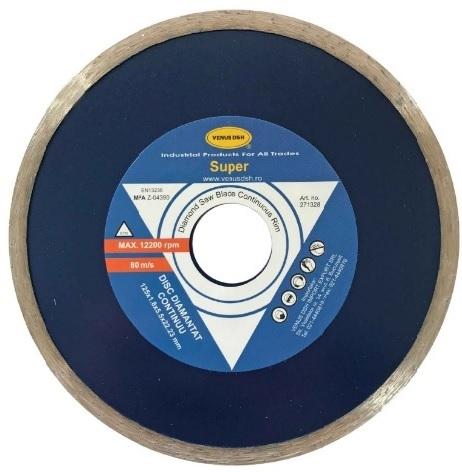 DISC DIAMANTAT CONTINUU - 230X2.4X5.5X22.23 MM 271342