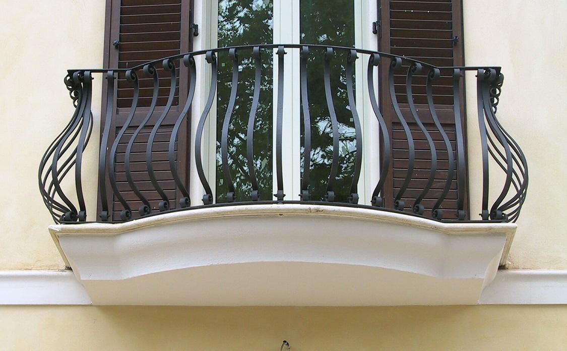 Balustrada Terasa, Modelul:6