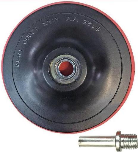 SUPORT PENTRU DISC ABRAZIV ARICI 125 MM (FLEX SI BORMASINA) 271526