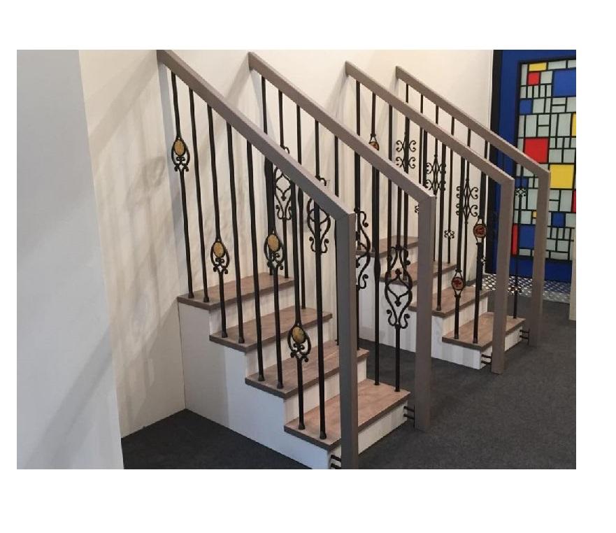 Balustrada Scara, Modelul:8