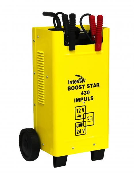 BOOST STAR 430 - Robot si redresor auto