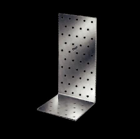 Coltar perforat drept, zincat 1.5mm grosime  Cod articol: AF.CP40404015S