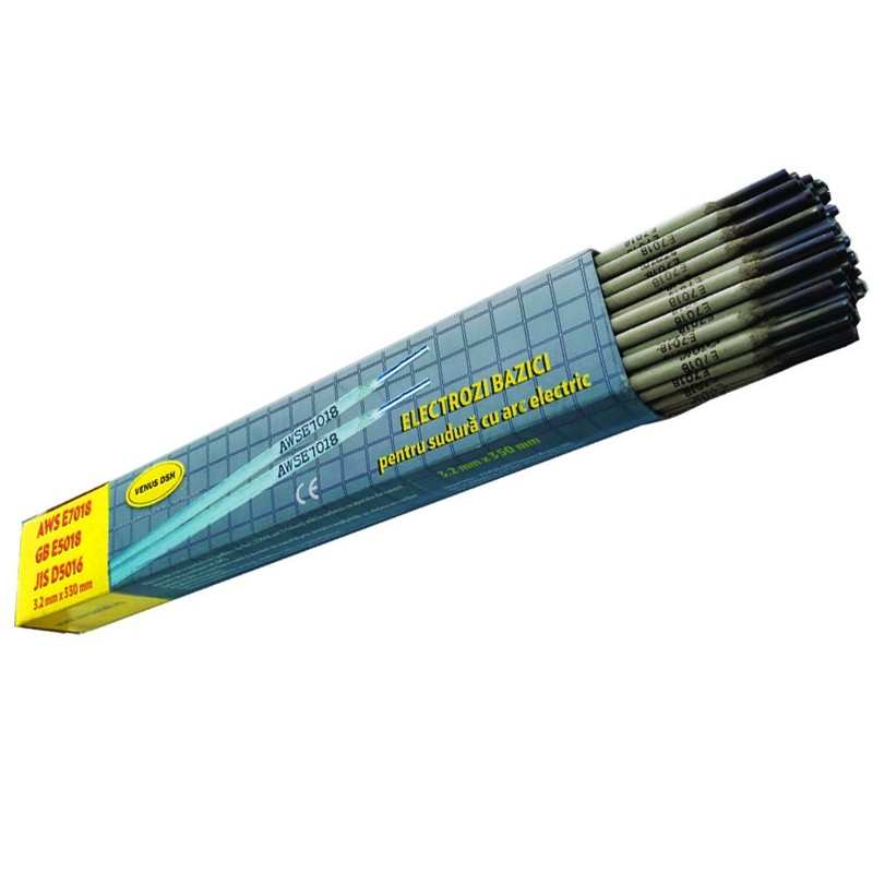 ELECTROZI BAZICI E 7018 - 4.0 x 450 MM (2.5 KG), Cod produs: 103223