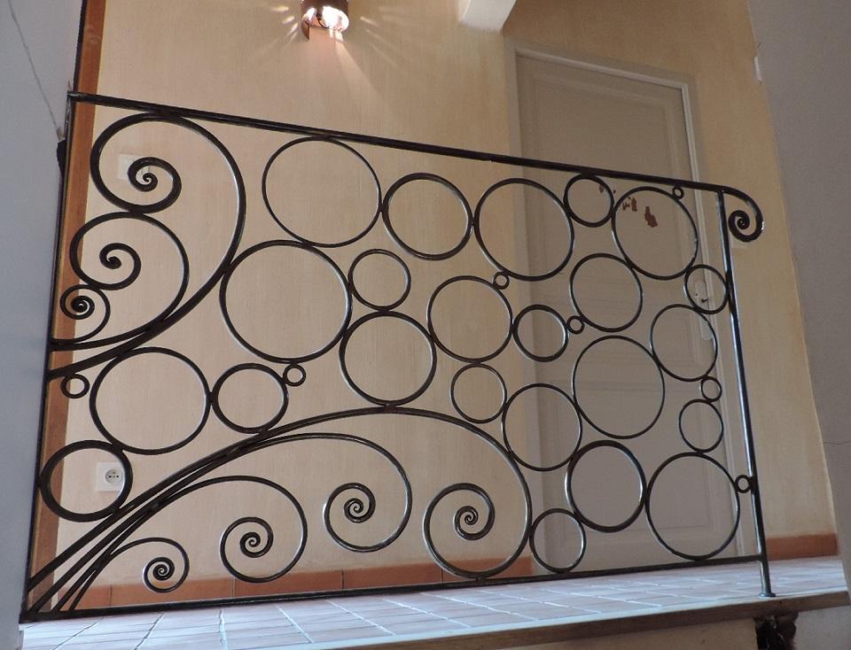 Balustrada Terasa, Modelul:5