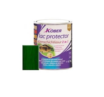 Lac protector Extra 2 in 1 Kober 0.75l  VERDE IG5163-C0,75L
