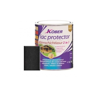 Lac protector Extra 2 in 1 Kober 0.75l WENGE IG5198-C0,75L