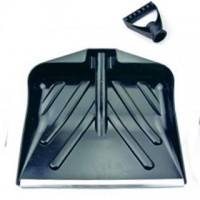 LOPATA PLASTIC ZAPADA 430 X 410 MM, MANER PLASTIC (PL) 461927