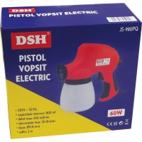 PISTOL VOPSIT ELECTRIC DSH (JS-980PQ) - 800 ML, 60W 450228