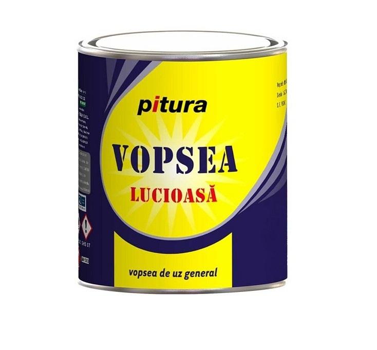 Vopsea Pitura Kober 0,75l ALB POLAR V53101-C0,75L
