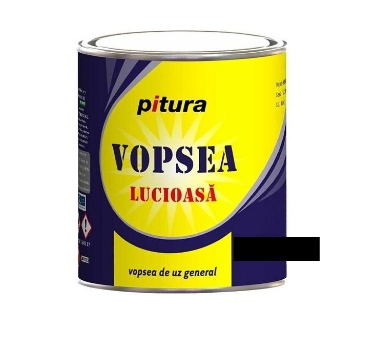 Vopsea Pitura Kober 0,75l NEGRU V53900-C0,75L