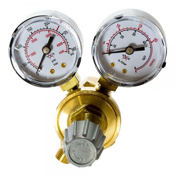 Reductor presiune AR/CO2 cu 2 manometre