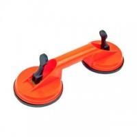 SUPORT RIDICARE PLASTIC 2 VENTUZE 115 MM - 50 KG 100819