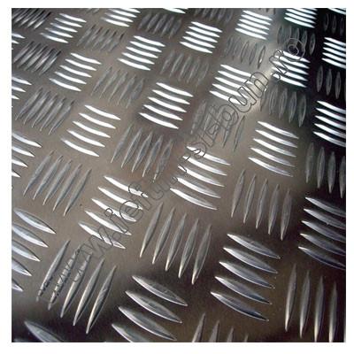 Tabla aluminiu striata 54.300.15
