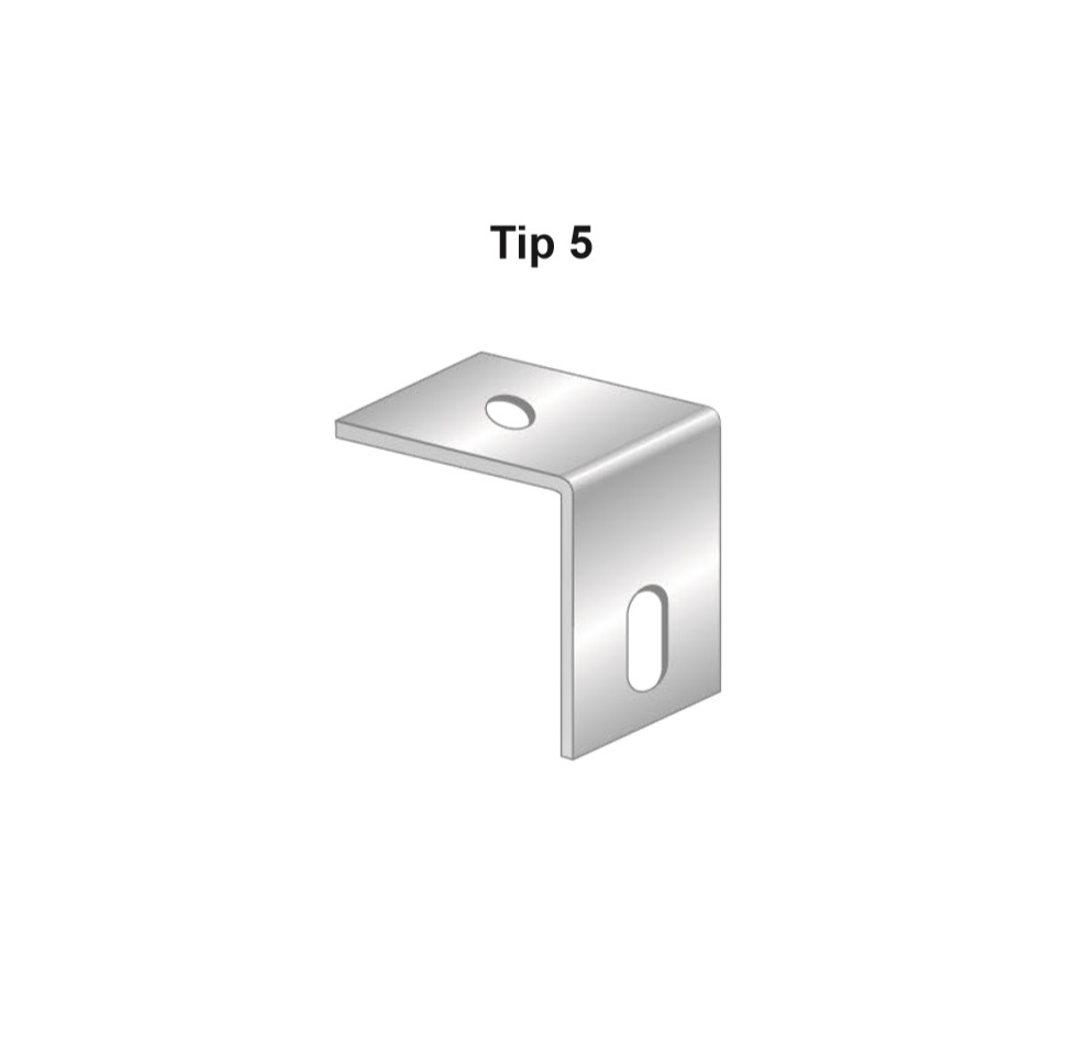 Coltar zincat, Tip 5, Cod Produs: AF.TC501S