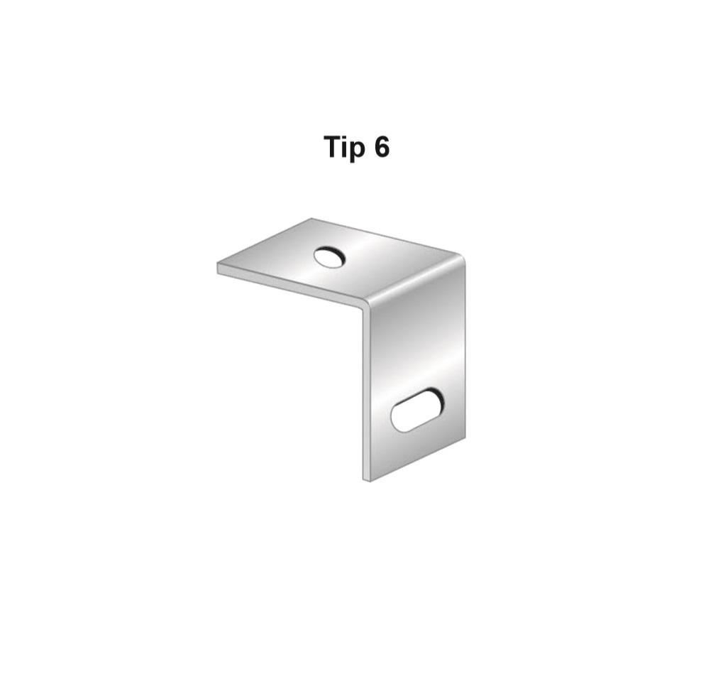 Coltar zincat, Tip 6, Cod Produs: AF.TC601S